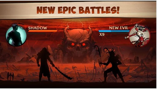 Shadow Fight 2 - rpg games