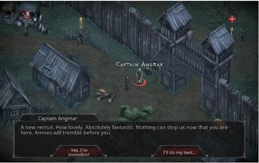 Vampire's Fall - Origins RPG