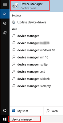 Install the wireless mouse drivers again