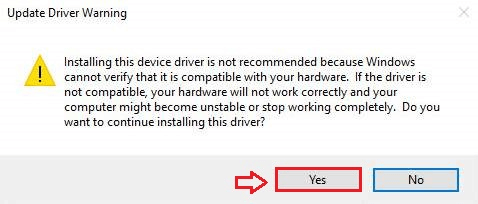 Install the wireless mouse drivers again-4