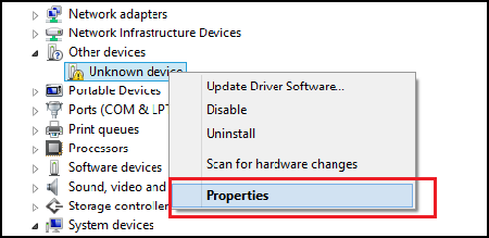 Manual Way to Download & Update Driver and Fix Unknown Device Error