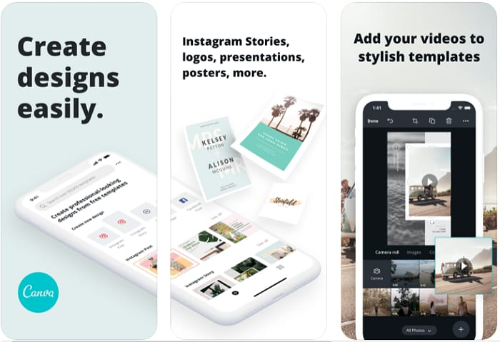 Canva - Graphic Design and Video