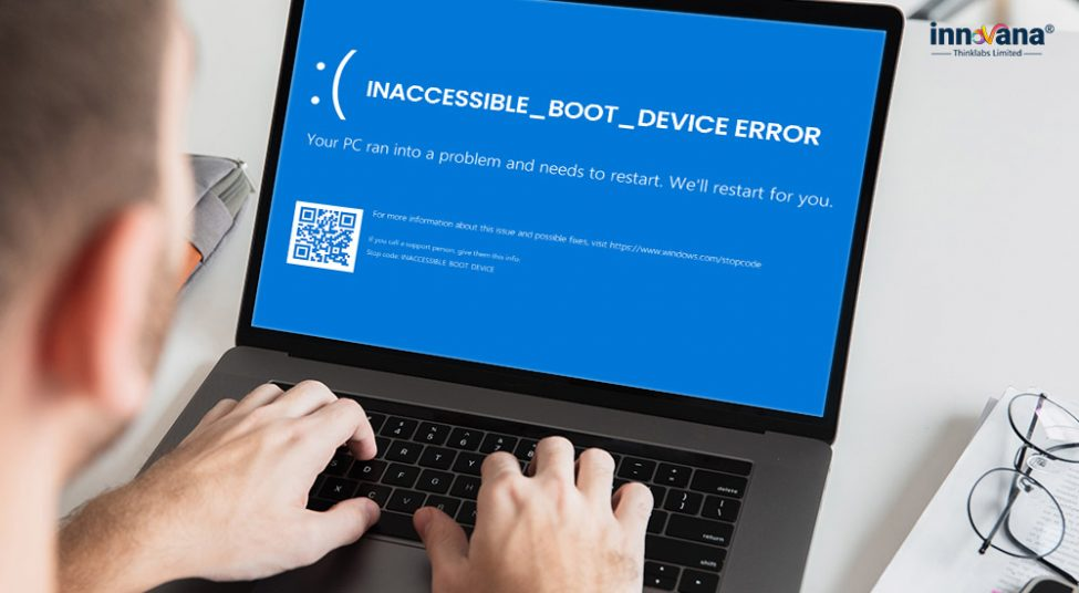 inaccessible-boot-device