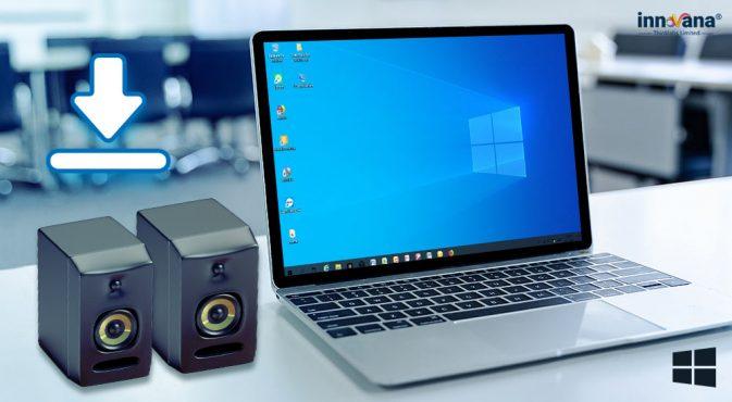 download-&-update-driver-speaker-windows-10