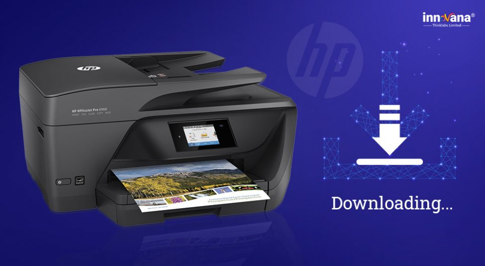 How to Download and Update HP OfficeJet Pro 6968 Driver
