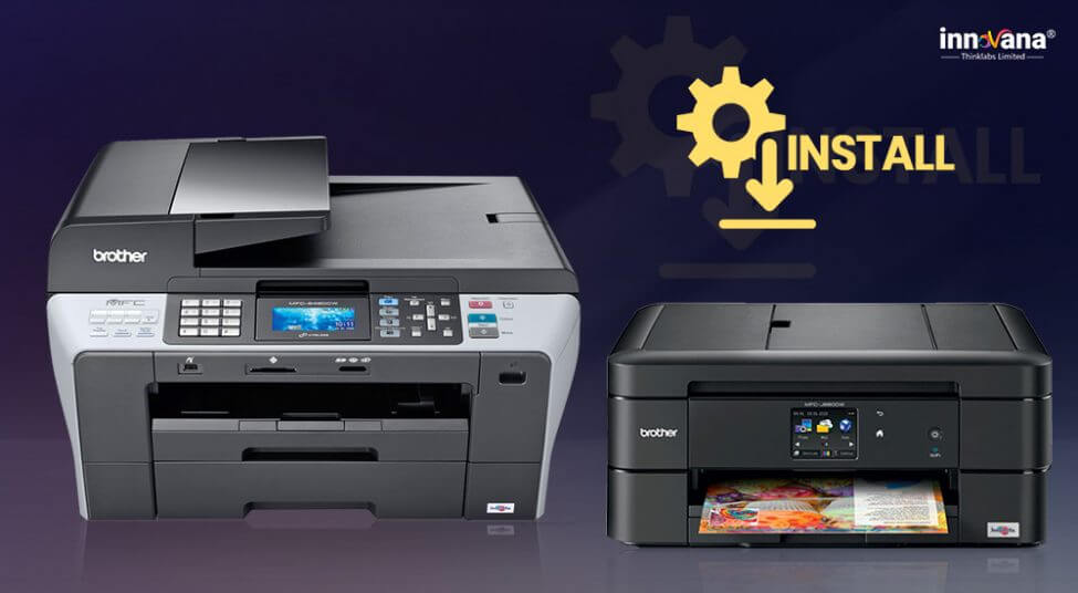Download, Install and Update Brother Printer Drivers On Windows 10