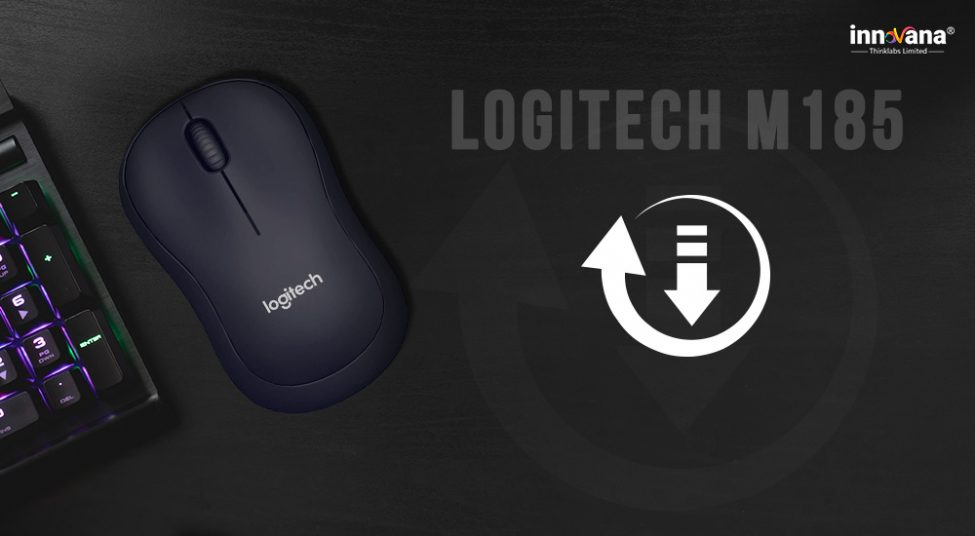 How to Download & Update Logitech M185 Drivers