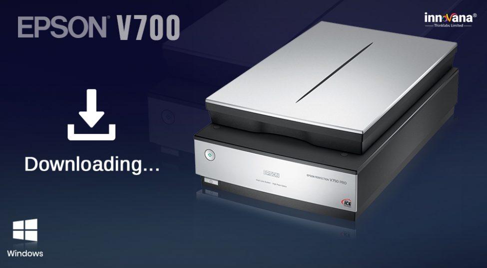 Epson V700 Driver Download Guide for Windows 10, 8, & 7