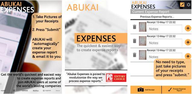 Abukai Expenses