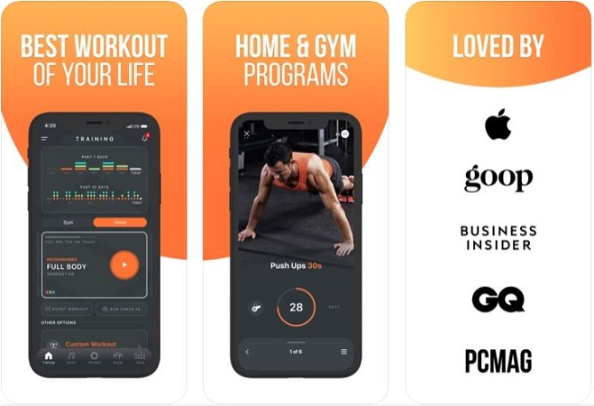 SHRED - Home & Gym Workouts