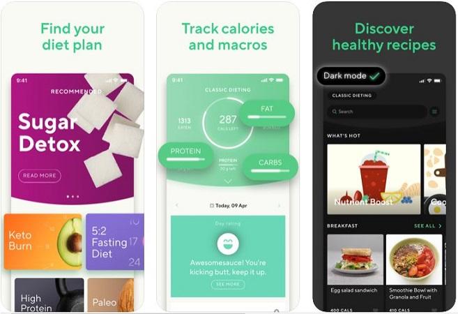 Lifesum Diet Tracker