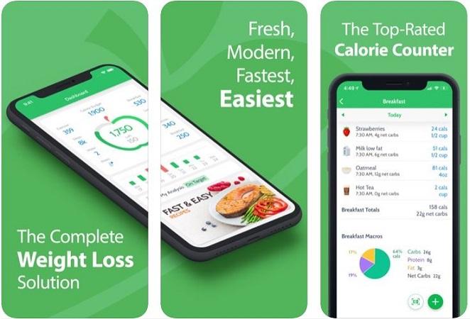 Net Calorie Counter