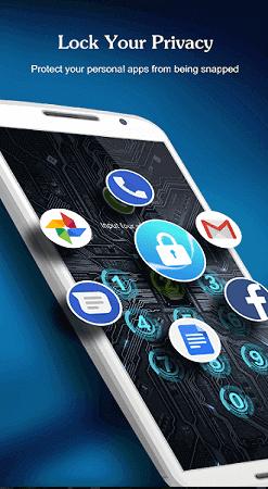 AppLock Fingerprint Password Gallery Locker