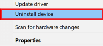 Reinstall the Driver of your Keyboard