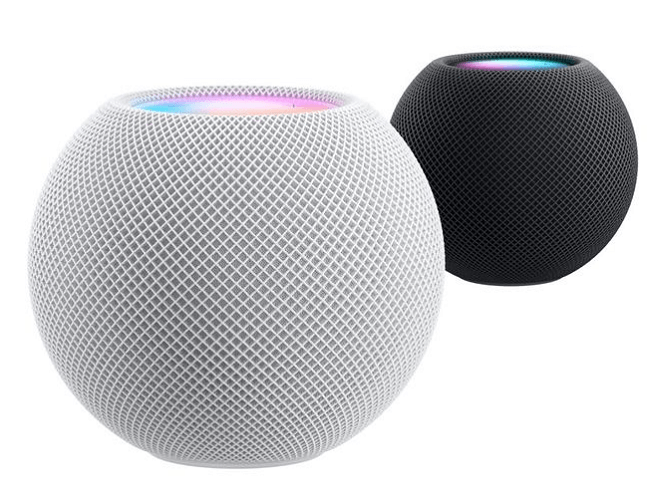 Stay at home with Apple HomePod Mini
