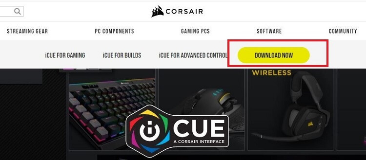 Download, Install, & Update Corsair iCUE From Corsair Website-2