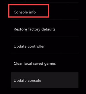 Reset The Xbox Console-3