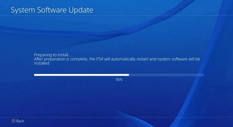 Update The System Software Of PS4 Console-3