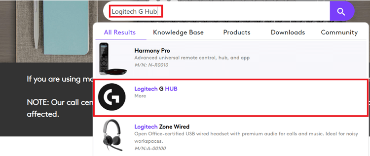 How to download Logitech G502 software and install it-1