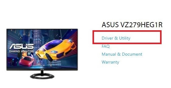 Download ASUS Monitor Drivers from ASUS Support-1
