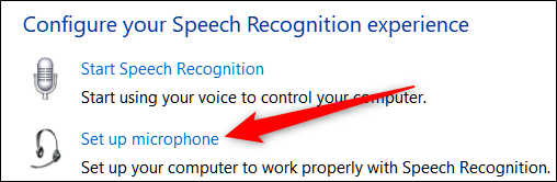 Make sure the microphone is configured correctly-2