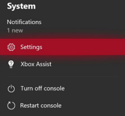 Configure The Xbox Profile Settings-1