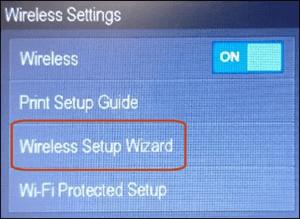 Use the Wireless Setup Wizard-1