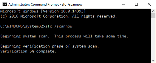 Run DISM (Deployment Image Servicing and Management) and System File Checker (SFC) Command-1