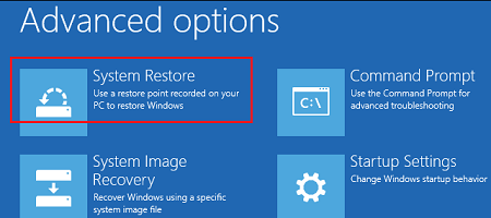 Steps To Perform System Restore If Your PC Is Not Booting Normally-2