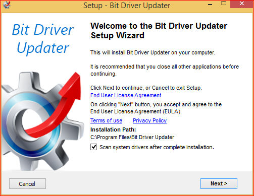 How to use Bit Driver Updater