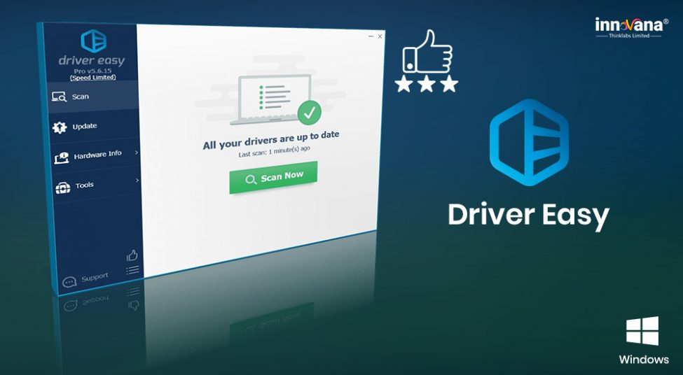 Review-of-driver-easy---Free-download-Windows
