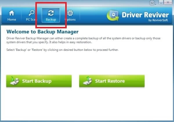 Download & Install Driver Reviver-4