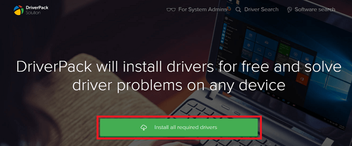 How to use DriverPack Solution Offline-1