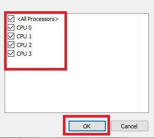 Configure Processor Affinity-4