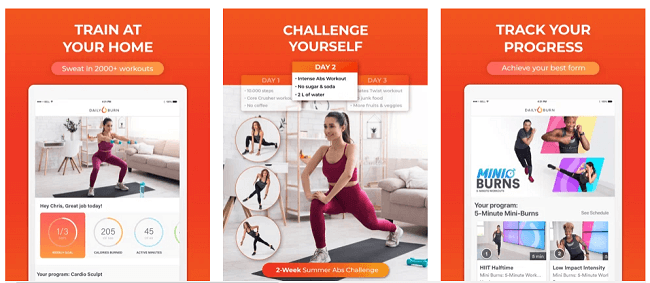Home Workouts by Daily Burn