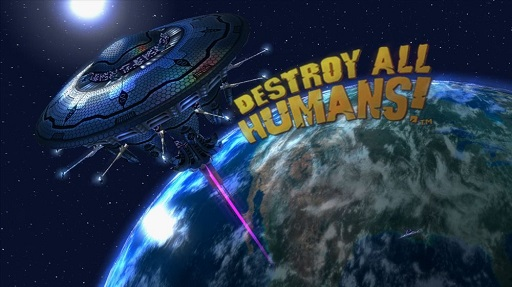 Destroy All Humans -Free Xbox 360 Game