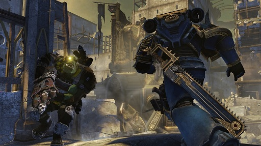 Warhammer 40,000 Space Marine- Free to Play Games on Xbox 360