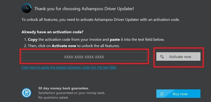 How To Activate Ashampoo Driver Updater Pro Version-1