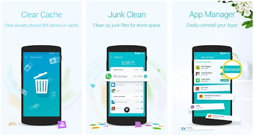 Booster & Cleaner – Keeps phone fast, Power saving