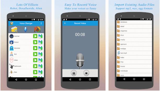 Best Voice Changer – Free