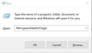 Steps to delete files from ProgramData