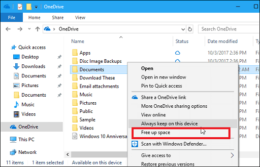 Try OneDrive Files On-Demand Feature-6
