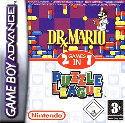 Dr. Mario Puzzle League