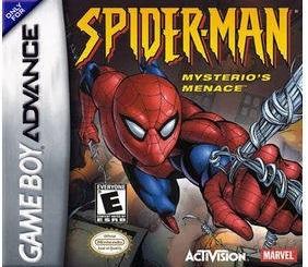 Spider-Man Mysterios Menace
