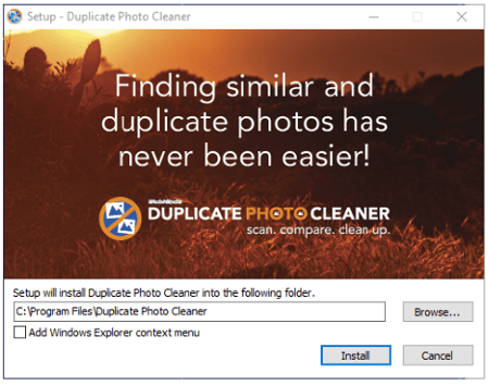 How to use Duplicate Photo Cleaner