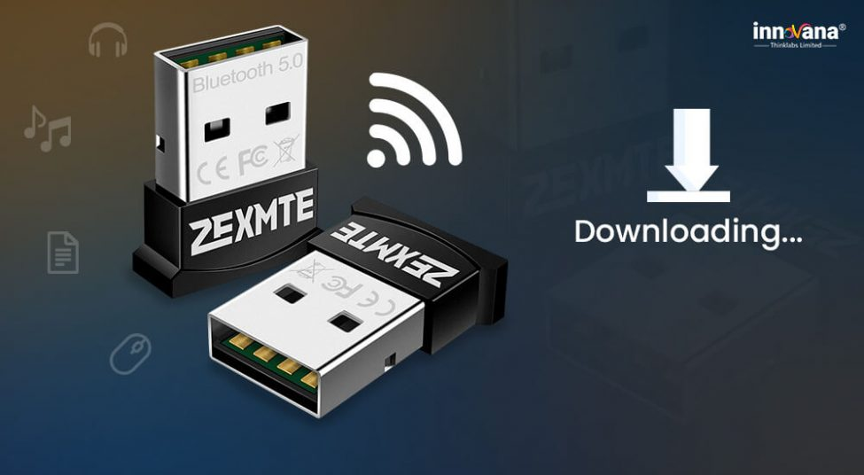 How to Download Zexmte USB Bluetooth Adapter Driver Quickly & Easily?