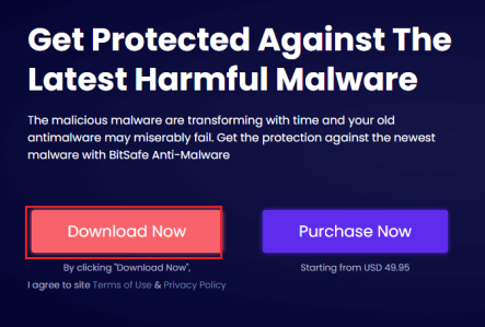 How to use BitSafe Anti-Malware