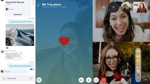 Skype-The best software for Windows 10