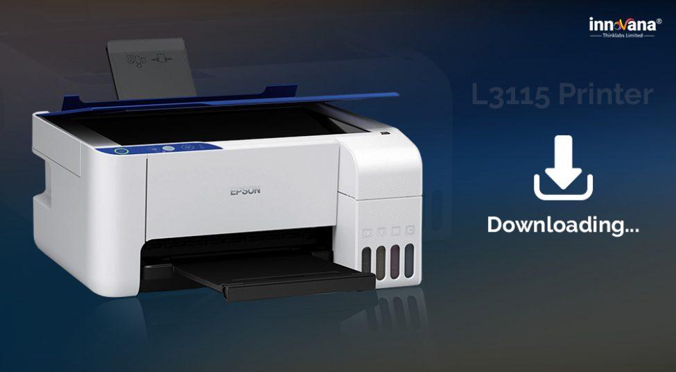 Download Epson L3115 Printer Driver