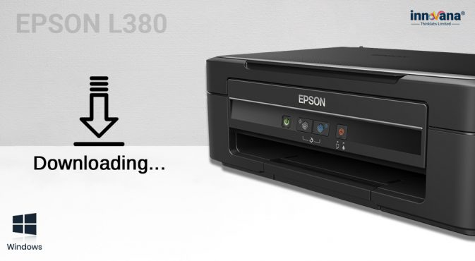 How to Download Epson L380 Printer Driver on Windows 10